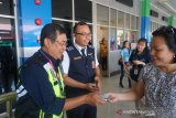 Bandara Samrat meningkatkan pelayanan prima bagi pengguna jasa
