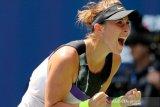 Kali pertama, Belinda Bencic ke semifinal US Open