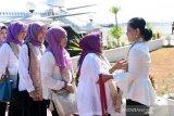 Ibu Iriana Joko Widodo ke Jawa Tengah dan DIY. Ada apa?