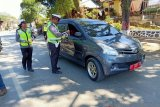 Sepekan, polisi jaring 476 kendaraan dalam Operasi Patuh