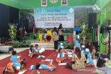 Dikunjungi Iriana Jokowi, PAUD Putra Pertiwi tak siapkan apa pun