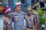 Polisi menjamin keamanan pelajar Papua