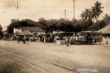 Telaah - Stasiun-Pasar-Terminal Kota Magelang, dulu dan yang akan datang