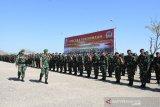 TNI terjunkan ratusan pasukan TNI ke perbatasan Indonesia-Timor Leste