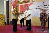 Dua nagari di Solok Selatan sukses raih penghargaan Anubhawa Sasana Desa