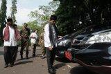 Inspeksi mendadak, Sekda Tanah Datar temukan mobil dinas pejabat mati pajak