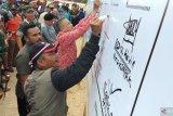 Papua Terkini - Pemerintah dan masyarakat Kota Sorong deklarasi damai bagian NKRI