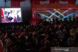 Jokowi janjikan 9 juta sertifikat tanah tuntas 2019