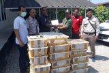 Balai Karantina Bandarlampung periksa tiga orang terkait penyelundupan burung