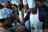 Lomba masak non-beras meriahkan kemah eksekutif di Sultra