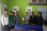 Mahasiswa Prodi KPI UMMat peroleh ilmu jurnalistik saat magang di Perum LKBN Antara Biro NTB