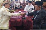 Nasrul Abit Sampaikan Pesan Pernikahan Putra Ketua Saka Kwarda 03 Pramuka Sumbar