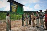 Korem 173/PVB Biak resmikan lapangan latihan prajurit