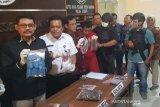 2,2 kg sabu-sabu dari jaringan pengedar di Solo diamankan