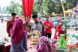Gedung promosi oleh-oleh Kabupaten Solok masih tahap pengembangan