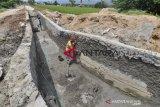 Sempat jebol, irigasi Jalamu Batang Kapas kembali berfungsi