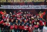 Atlet Musi Banyuasin meraih emas Kejuaraan Dunia Tapak Suci