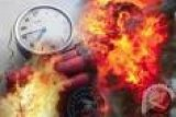 10 tewas dalam kebakaran akibat tabung gas meledak di kereta