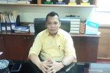 Pimpinan DPRD Riau boyong keluarga dan kerabat saat pelantikan