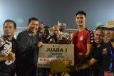 Semen Padang FC juarai turnamen segitiga Piala Wali Kota Pekanbaru