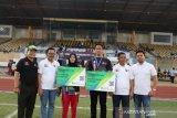 BPJS Ketenagakerjaan lindungi 3.056 atlet Porkot Pekanbaru VII 2019