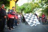 158 peserta mengikuti lomba balap sepeda Wali Kota Cup