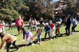 Warga Indonesia di Wollongong Australia, baru rayakan HUT  ke-74 RI