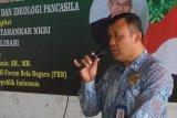 Pengacara Eddy Ribut beri kuliah umum  di Kampus STAI Darussalam Lamtim