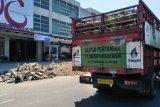Revitalisasi di kawasan bisnis Cakranegara berjalan tanpa ada penolakan dari warga