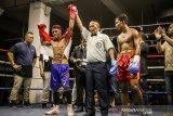 Ongen Saknosiwi menang KO ronde keempat atas petinju Thailand