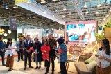 Melalui pameran Maison et Objet, Indonesia bidik pasar industri interior dan furniture Prancis