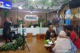 Hari Pelanggan Nasional, BPJS Ketenagakerjaan Solok sulap kantor jadi kafe