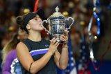 Ini dia sejarah singkat petenis Bianca Andreescu
