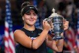 Juara US Open Bianca Andreescu akan bermain di China Open