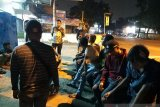 Sedang bersiap serang kelompok lain, 18 anggota geng motor ini diciduk polisi