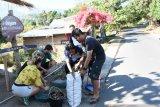 Humas Lombok Utara memperkuat sinergi dengan wartawan