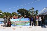 Forum Pewarta-Humas Lombok Utara Gotong Royong di Senaru