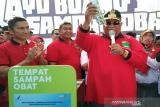 BPOM luncurkan program 'Ayo Buang Sampah obat'