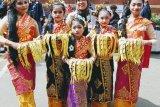 Tari Bali tampil memukau di sekolah Afsel