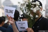 Presiden Jokowi diminta melawan upaya pelemahan KPK