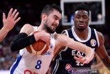 Ini jadwal perempat final Piala Dunia FIBA, Ceko beruntung