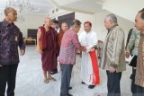 Wapres Jusuf Kalla terima tokoh lintas agama Myanmar