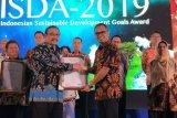 Enam Program CSR PT.DSLNG raih penghargaan ISDA