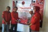 Hasanuddin Atjo daftar sebagai bakal calon gubernur di PDIP