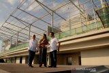 Menteri BUMN  akui puas lihat progres pembangunan kawasan terpadu ASDP