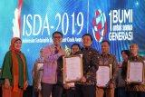 CSR PLN UIW NTB meraih penghargaan ISDA 2019