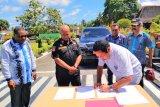 Pemkab Biak Numfor berupaya menarik mobil dinas dari pensiunan dan mantan pejabat