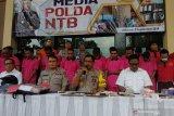 Polda NTB membentuk tim investigasi penganiayaan pelanggar lalu lintas