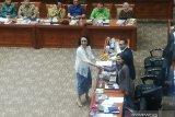 Uji kelayakan capim KPK oleh Komisi III