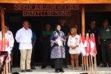 Wakil Bupati Sleman meresmikan Sekolah Air Hujan Banyu Bening